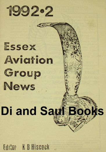 Essex Aviation Group News (1992)
